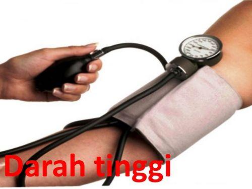 Mengatasi Tekanan Darah Tinggi puluhan, tekanan darah tinggi dapat